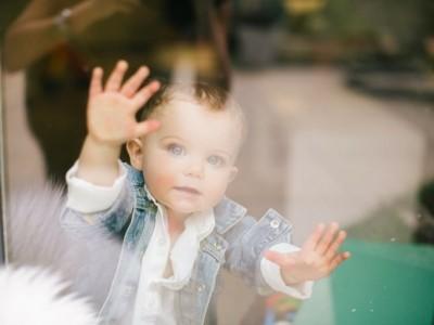 {Photographe Enfant} Victor, 1 an