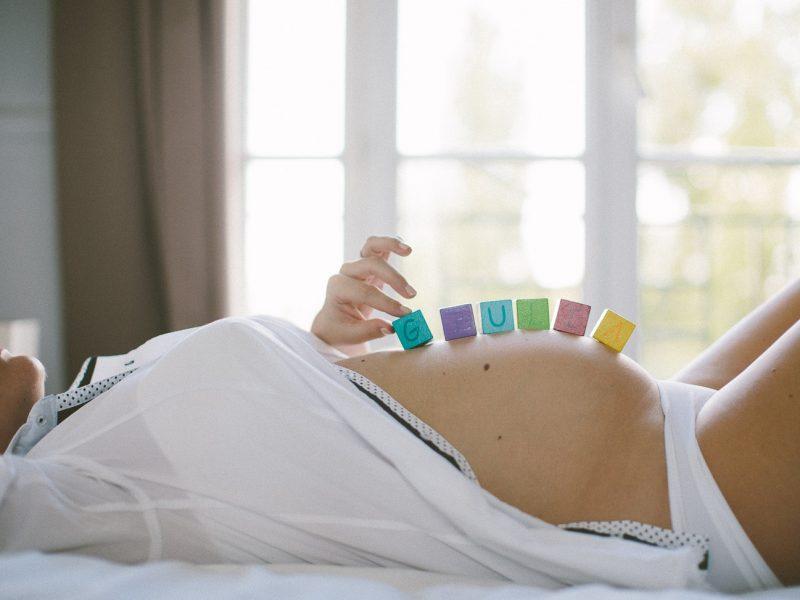 Marie   Séance grossesse à Colombes
